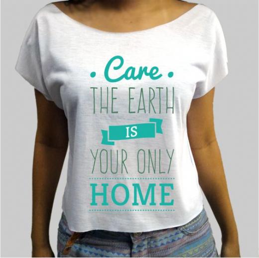 Foto destaque - Camiseta Ecologia 4