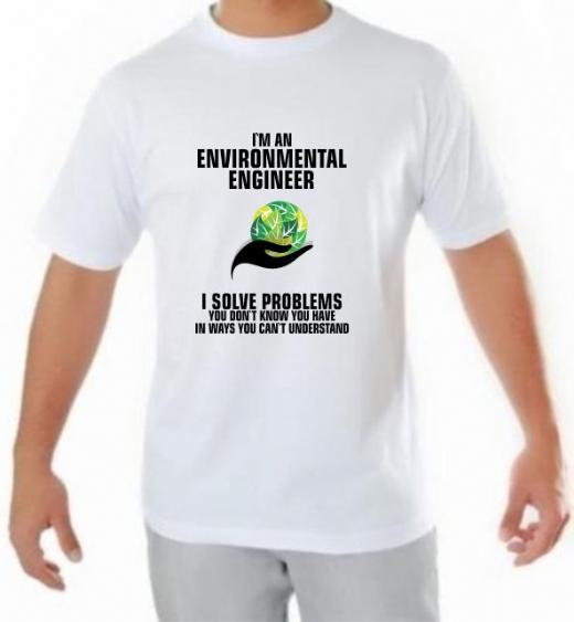 Foto destaque - Camiseta Engenharia Ambiental 1