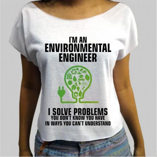 Foto destaque - Camiseta Engenharia Ambiental 8