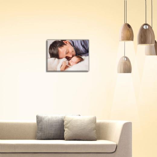 Foto destaque - Fototela Canvas Retangular - 40x30cm (h/v)