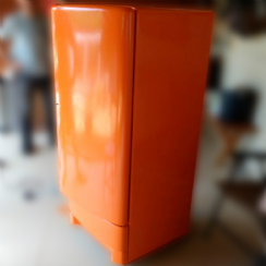 Foto 2 - Envelopamento de Geladeira