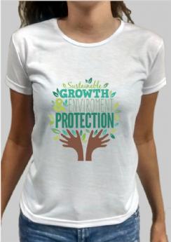 Foto 2 - Camiseta Ecologia 2