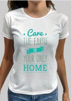 Foto 2 - Camiseta Ecologia 4