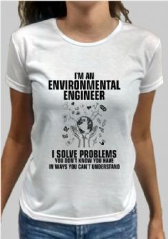 Foto 1 - Camiseta Engenharia Ambiental 6