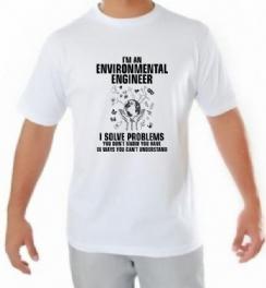Foto 2 - Camiseta Engenharia Ambiental 6