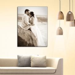 Foto 1 - Fototela Canvas Retangular - 80x60cm (h/v)